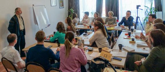 Очное обучение Ведической архитектуре   Сергей Балута